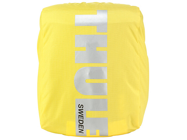 Thule Pack 'n Pedal Regnoverslag Lille, yellow